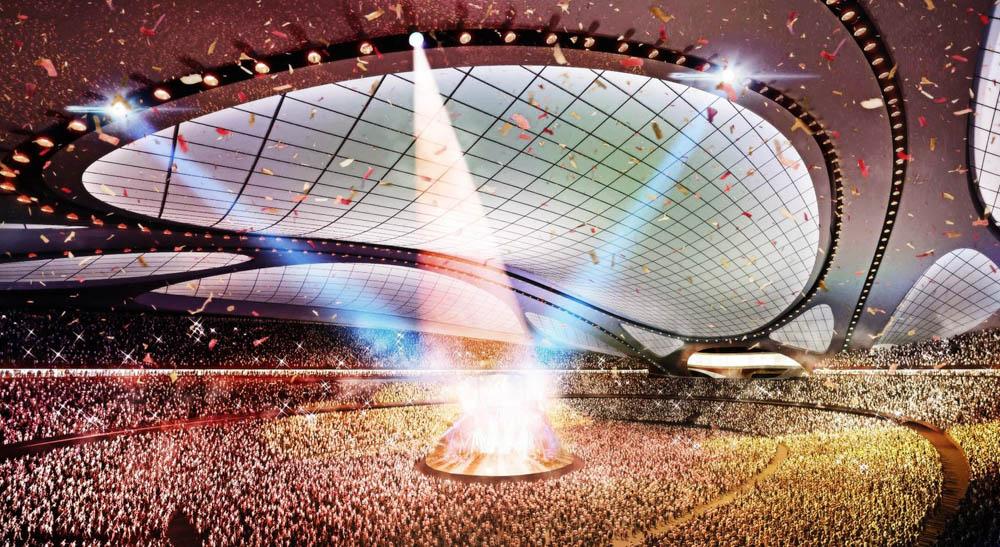Olimpiyat Mesalesi ve Olimpiyat Koyu